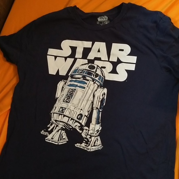 XL Star Wars R2-D2 Graphic Tee.